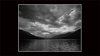 The Richard Philip Soltice Gallery - Kootenay Lake from Kokanee Creek