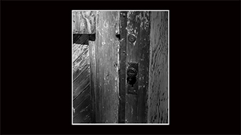 The Richard Philip Soltice Gallery - Light on Weathered Door