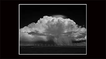 The Richard Philip Soltice Gallery - Thundercell, Hail Shafts and Turbines