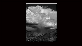 The Richard Philip Soltice Gallery -Rain Shaft, Thunderhead and Trail